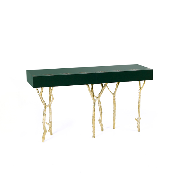 View of the Fig Tree   Console
