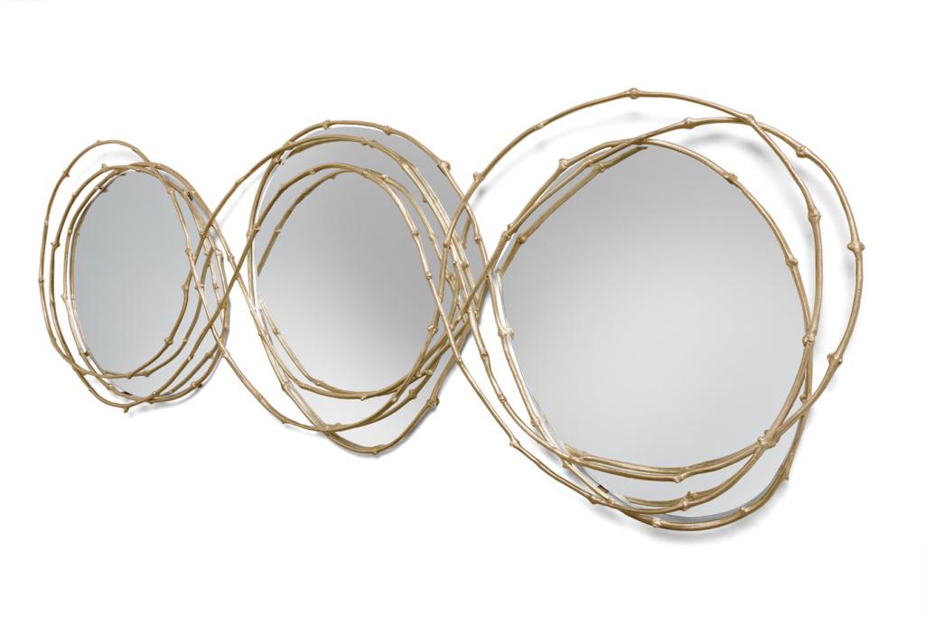 Detail of the Vine | Triptych Mirror.