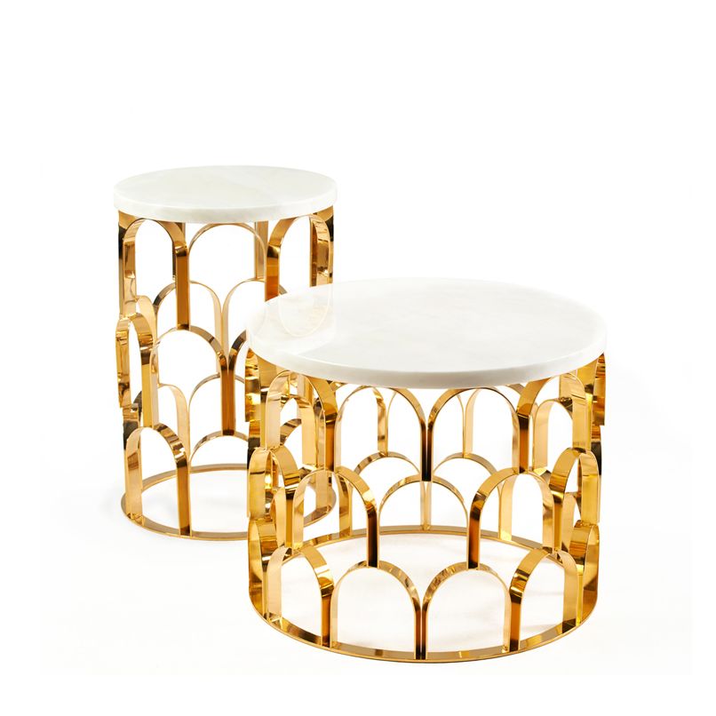 Ginger & Jagger's iconic Ananaz   Side Tables.