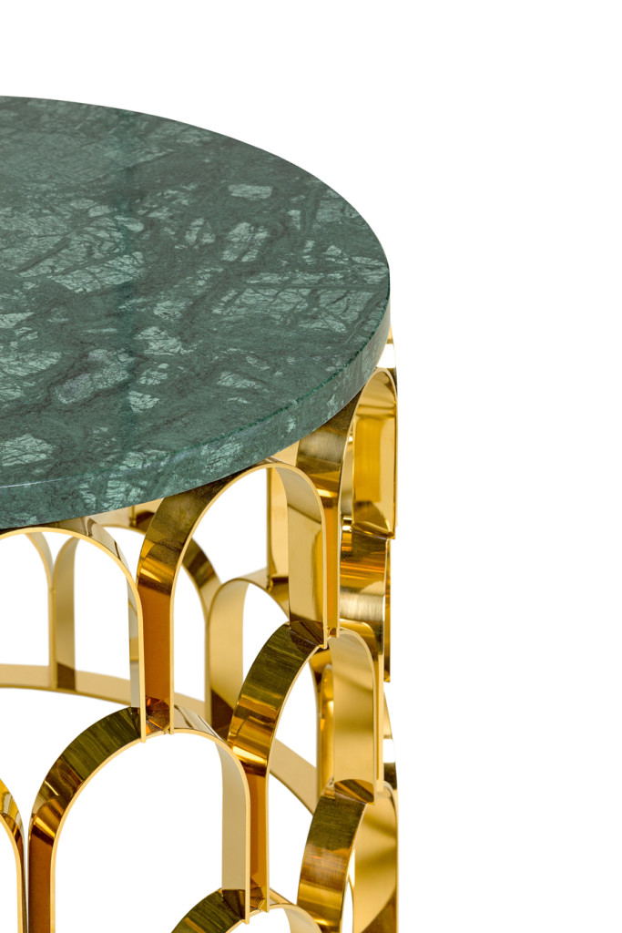 Detail of the Ananaz | Side Table
