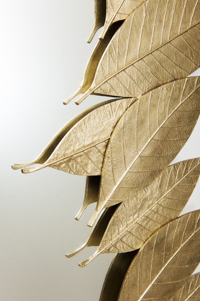 Detail of the Leaf | Rectangular Mirror