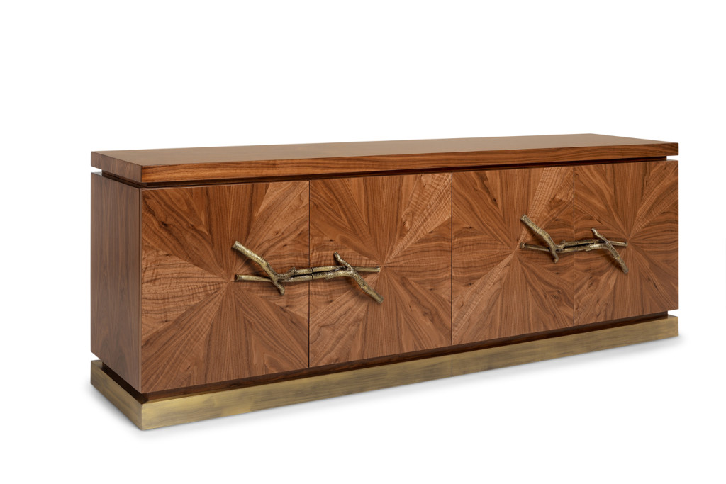 View of the Walnut | Sideboard