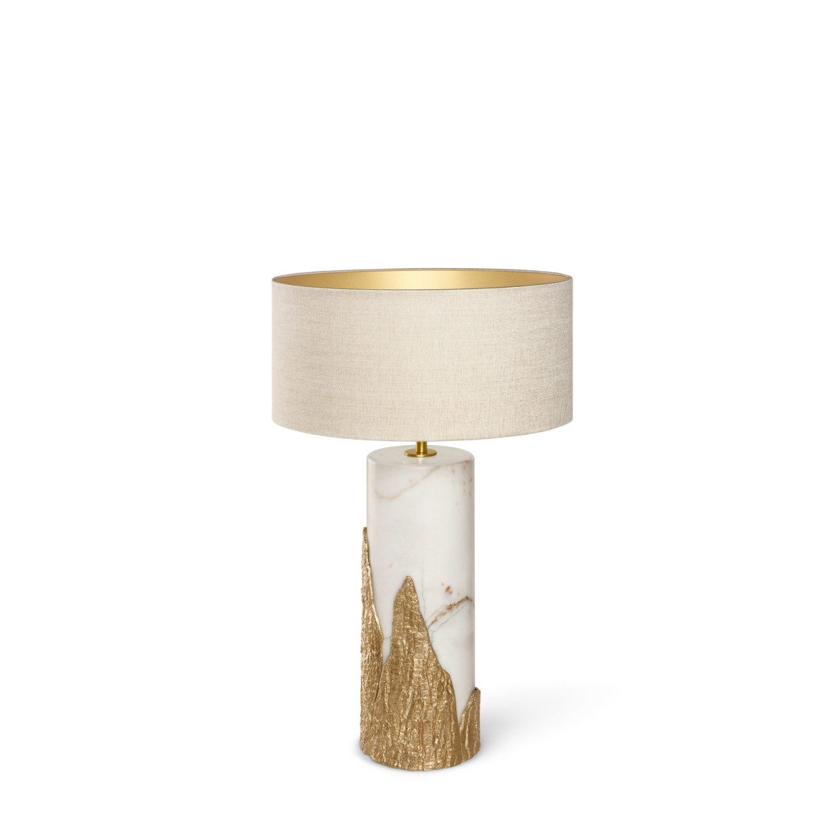 Marvelous Table Lamp. Amber