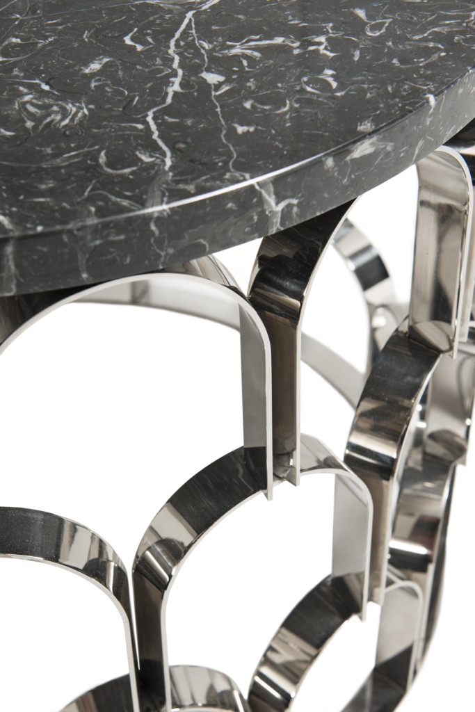 Detail of the Ananaz   Side Table