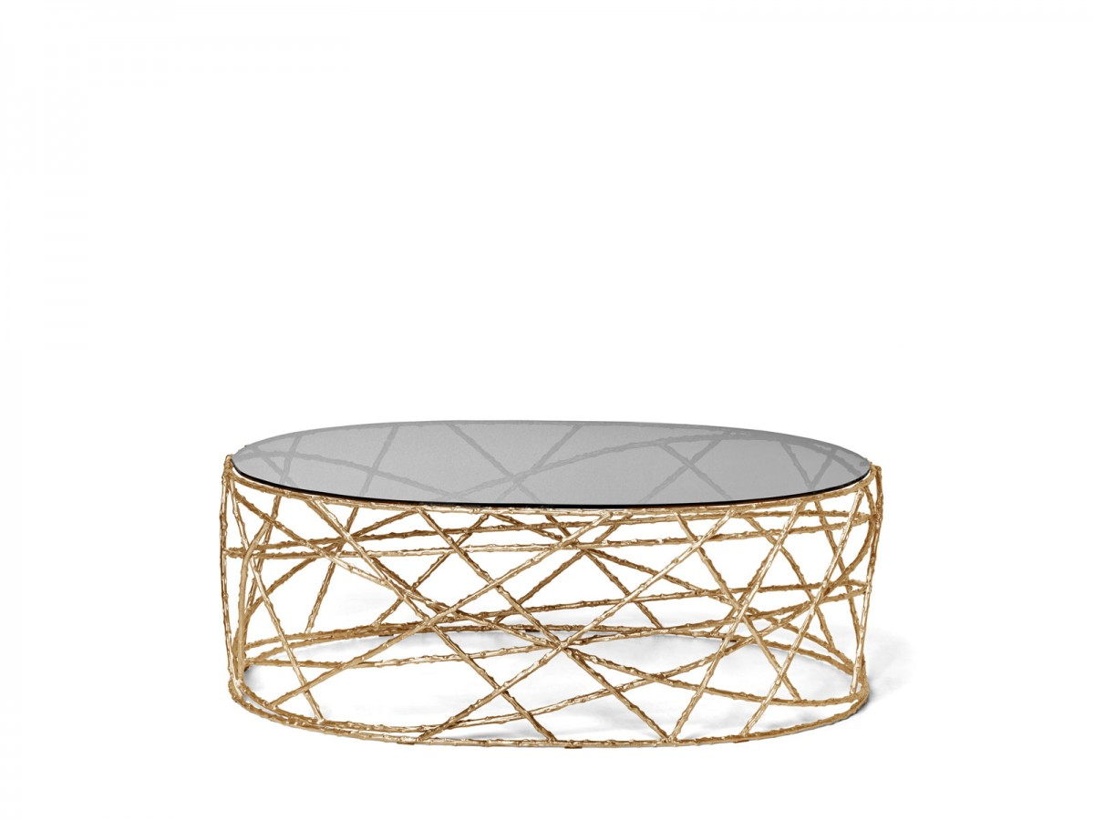 Rosebush | Coffee Table, by Ginger & Jagger