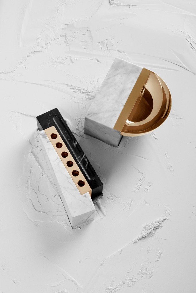 Ginger & Jagger's new Interstellar   Pen Holder. Image with Art Direction by Hana Al Sayed.