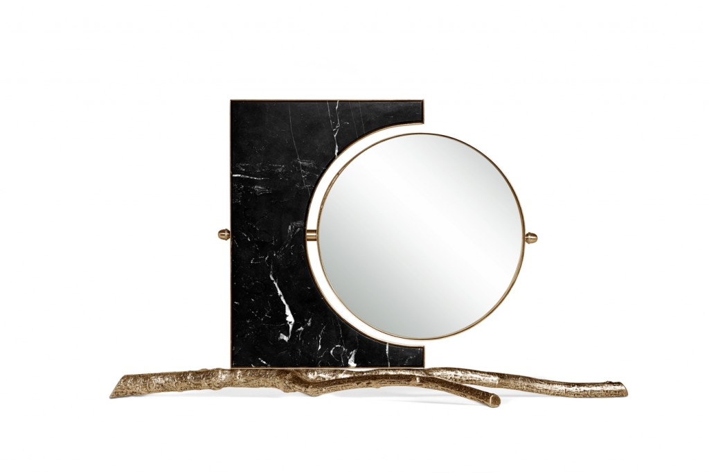 Ginger & Jagger's new Flow Table Mirror