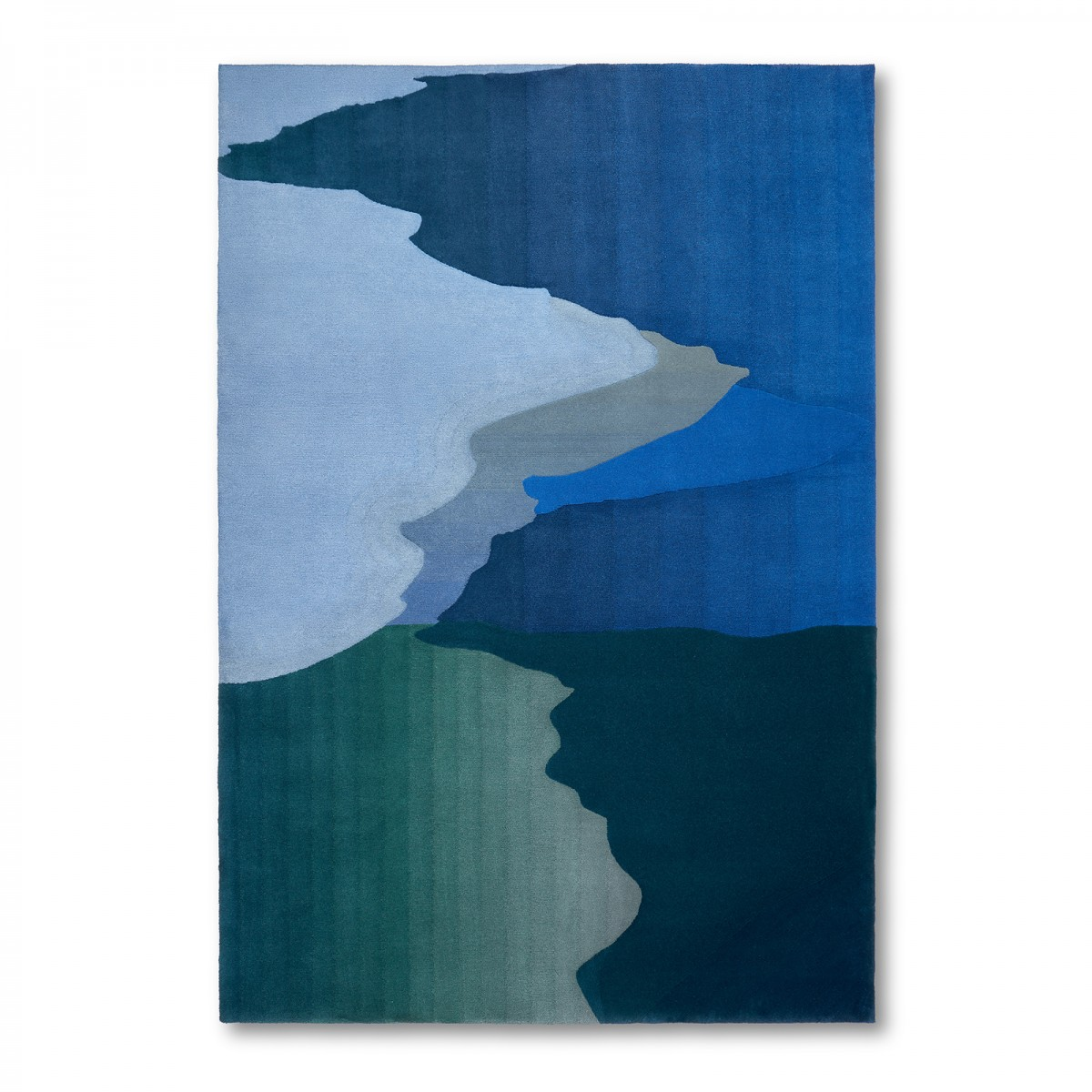 Tides Rug, new from Ginger & Jagger