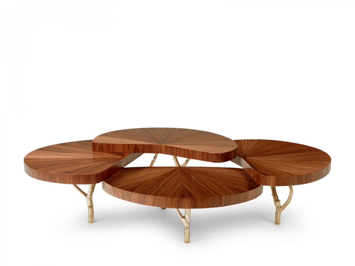 Lily Coffee Table, new from Ginger & Jagger