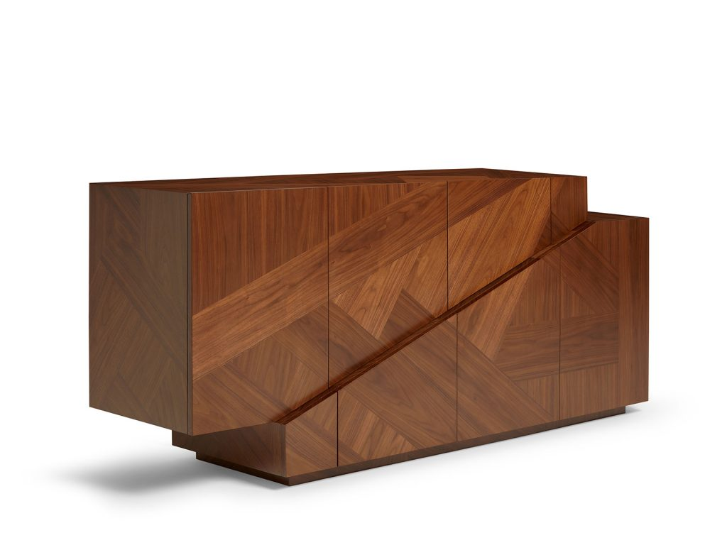 Meridiano | Wood Sideboard